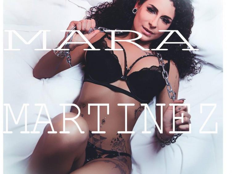 Flotter Outdoor Sex mit Mara Martinez